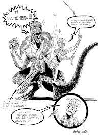 Giochi Gratis Colorare Spiderman Disegno