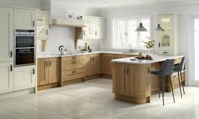Oak Kitchen Oak Kitchens Traditional Country Oak Finish Kitchens