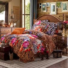 queen size animal print bedding sets