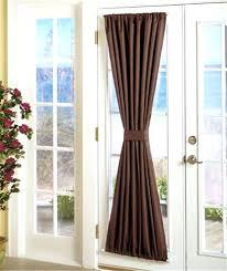 front door curtain panelFront Door Sidelight Curtain Panels Panel Curtains Glass