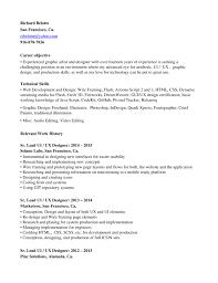 Motion Graphic Designer Resume Sales Designer Lewesmr