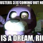 Pissed Off Bonnie FNAF Meme Generator - Imgflip via Relatably.com