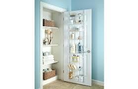 closetmaid wall rack storage organizer rack over door basket e pantry