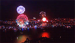 happy new year fireworks gif. Delighful Year Happy New Year Fireworks GIF Throughout Gif