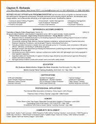 Police Administration Sample Resume Classy Travel Officer Sample Resume Colbroco