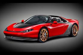 Tudo sobre ferrari, todos os modelos e versões: Ferrari Comienza Distribucion De Su Modelo Sergio