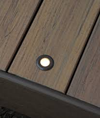 deck lighting. TimberTech Deck In-Deck Lights - View 2 Lighting I