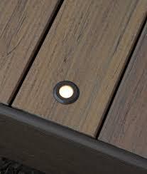 led deck rail lights. TimberTech Deck In-Deck Lights - View 2 Led Rail T