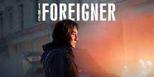 The foreigner could have been a great entertainment, rather than a forgettable one. The Foreigner Thrills In Action And Story Slice Of Scifi