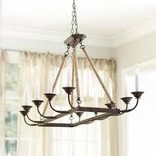 arturo 8 light rectangular chandelier inspiring majestic ballard designs