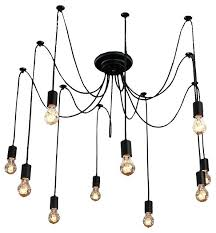 10 light chandelier artistic light chandelier sheneka 10 light crystal chandelier