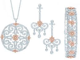 tiffany s new enchant collection of jewels