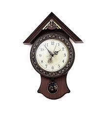 pendulum wall clock at best
