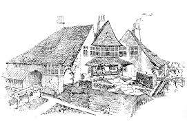 architecture drawing.  Architecture E S Prioru0027s U0027Architectural Modellingu0027 Intended Architecture Drawing