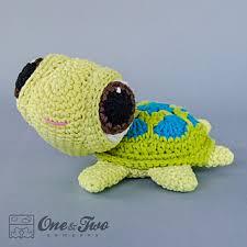 Free Crochet Turtle Pattern Awesome Little Bigfoot Turtle Free Crochet Turtle Pattern Dancox For
