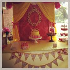 Belle Birthday Decorations Belle Party Decoration Ideas Love tea partys Pinteres 100 16