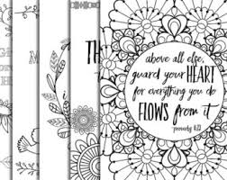 Small Picture View Coloring Pages by HappyFlowerPrintable on Etsy