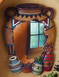 Small Picture The 25 best Southwestern wall mirrors ideas on Pinterest