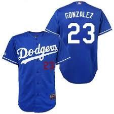 Jersey Adrian Adrian Dodgers Gonzalez Gonzalez