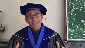 Dean Prabu David Commencement Address - YouTube