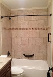 ceramic tile bathtub tile tub surround beige tile bathtub surround with oil rubbed