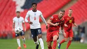 Engbel   Angleterre – Belgique: Mount donne l'avantage aux Anglais d'une  frappe déviée (2-1, direct) - Angleterre