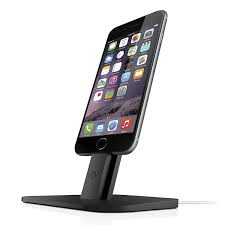 com twelve south hirise for iphone ipad black adjule charging stand requires apple lightning cable not included cell phones accessories