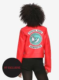 where to jughead s southside serpents leather jacket from riverdale