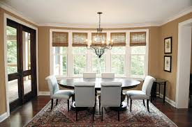 Bow Window In Dining Room Marvin Windows  Doors - Bay window in dining room