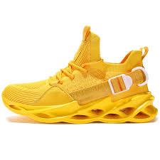 <b>AILADUN Men</b> Shoes Yellow EU 42 Sneakers Sale, Price ...