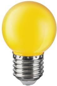 <b>Лампа светодиодная</b> 71 830 NLL-G45-1-230-Y-E27 <b>1Вт</b> шар E27 ...