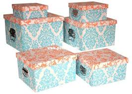 Decorative Cardboard Storage Boxes With Lids Pin by ༺ Sonia ༺ on ༺༺ decorated boxes 6