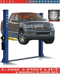 mini floor post house lift car garage auto diy hoist system truck plate four base building