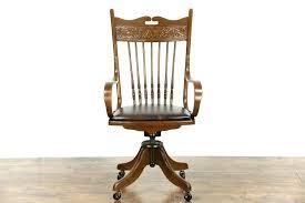 mission style oak office chair desk desk chair swivel oak swivel desk chair mission style antique
