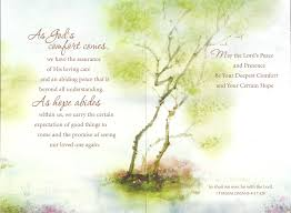 Christian Condolence Quotes Best of Meaningful Sympathy Card Christian Resource Ministry
