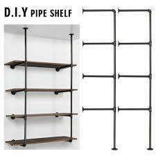 bookshelf diy storage shelves bracket