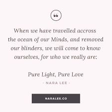 Pure Love Quotes Nara Lee Knowing Who We Really Are Inspirational Quotes 48