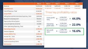 Gross Profit Formula Excel Net Profit Margin Definition Formula And Example Calculation