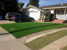 artificial grass front lawn.  Lawn With Artificial Grass Front Lawn
