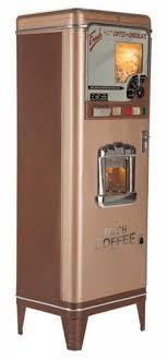 Gulf Vending Machines Delectable HOJO Coffee Vending Machine Antique Vending I Look For Pinterest