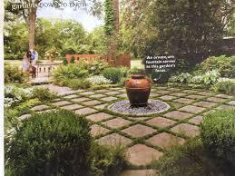 Mondo grass and pavers with focal point. Garden Landscape DesignLandscape  DesignsLandscaping ...