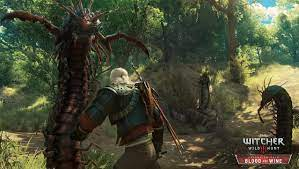 the witcher 3 wild hunt game of the