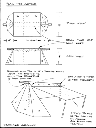 regia ca getelds geteld plan a jpg past viking tent and camp gear tents patterns and vikings