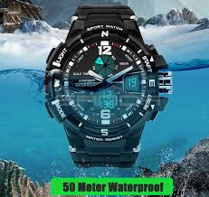 military style sport watches best watchess 2017 special limited sanda waterproof shock resistant led