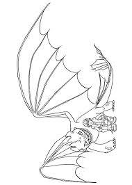 Il Meglio Di Disegni Da Colorare E Stampare Di Dragon Trainer