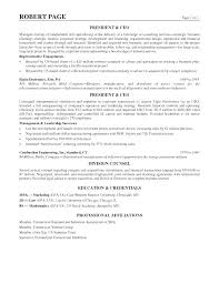Sample Resume Personal Statement Resume Synopsis Example Sample ...