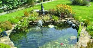 How To Make Your Backyard Garden Pond Design A Success Simply Beauteous Pond Garden Design