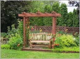 Small Picture 29 best Pergola swing images on Pinterest Pergola swing
