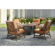patio furniture covers home. Home Hardware Patio Furniture North Lake 5 Piece Fire Pit Conversation Set With Spectrum Sierra Covers I