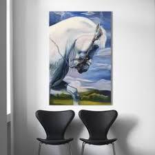 <b>HDARTISAN Wall Canvas Art</b> Home Decor Animal Power and ...